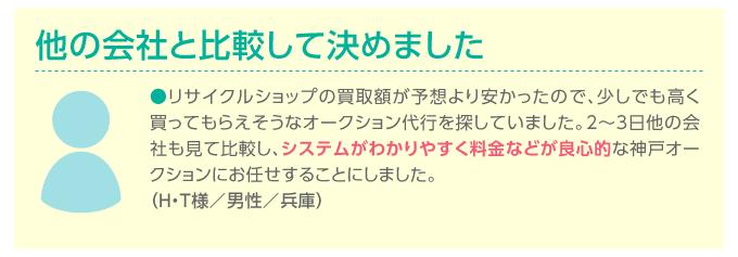 料金システムがわかりやすい 兵庫県 男性