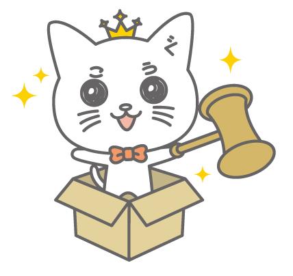 神戸オークション キャラクター うっ太郎 イラスト