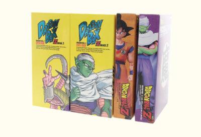 グッズ類・DVDボックス